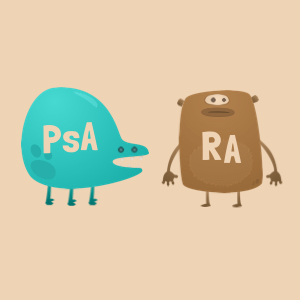 PsA versus RA: What's the Difference?