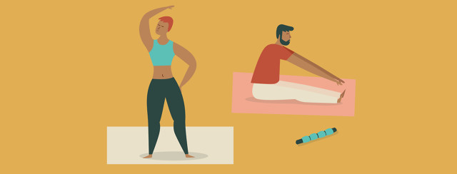 PsA Stretches to Reduce Pain & Increase Flexibility image