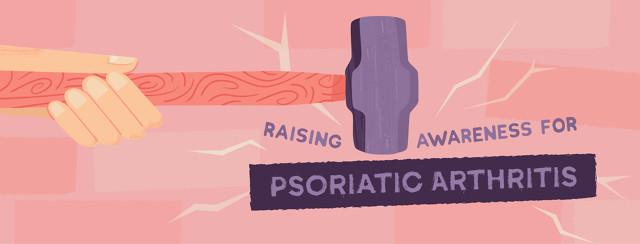 Raising awareness for Psoriatic Arthritis