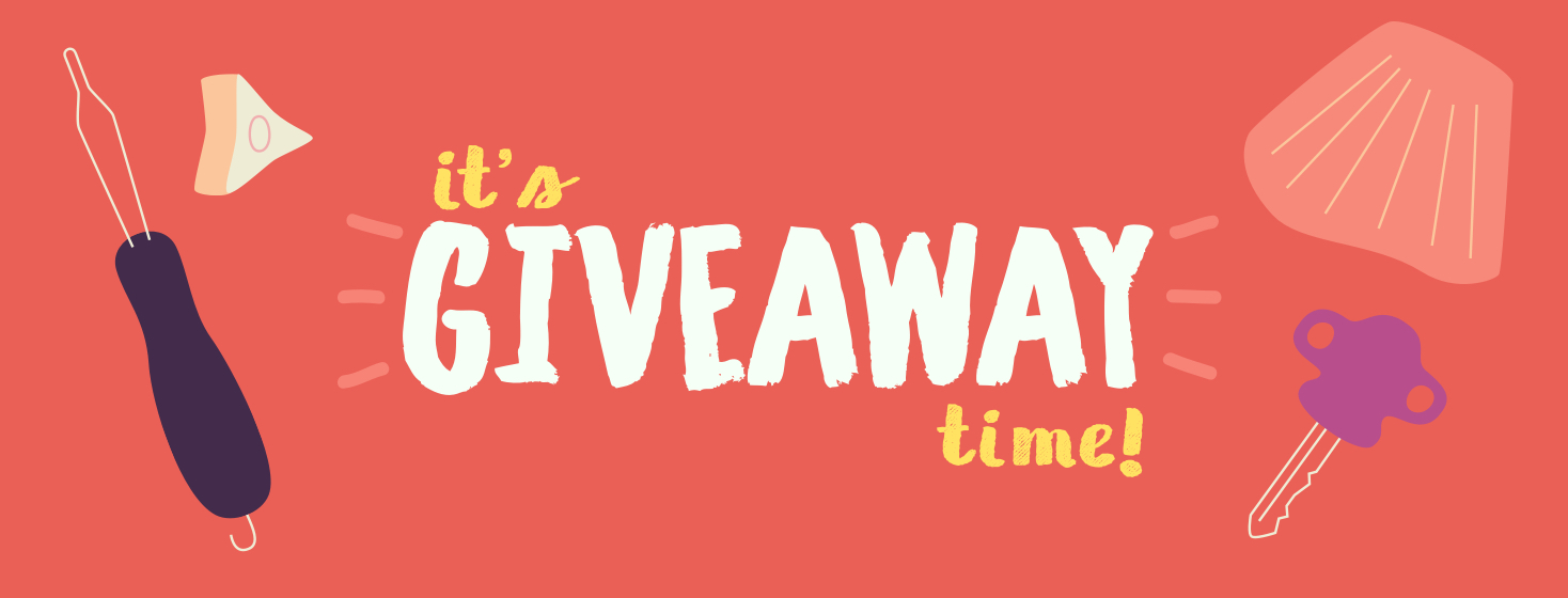 It's giveaway time!