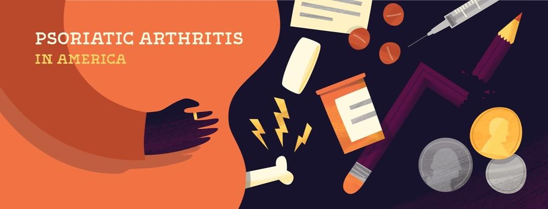 Psoriatic arthritis in America