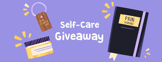 Psoriatic arthritis self-care giveaway