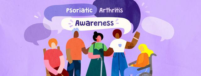 Psoriatic Arthritis Awareness Month 2020 image