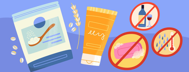 Recommended skin care items and tips for people with psoriatic arthritis