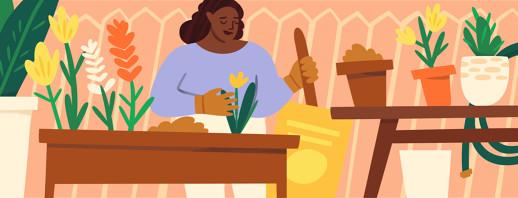 How Gardening Can Help Your Psoriatic Arthritis image