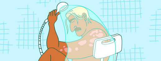 Community Views: The Pains of Showering with Psoriatic Arthritis image